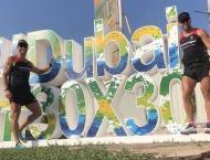 Dubai Fitness Challenge athlete reaches halfway point in challeng ..