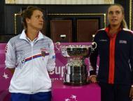Strycova, Kenin to open Fed Cup final, Kvitova battling sickness ..