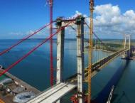 Mozambique opens $785 mn Chinese bridge