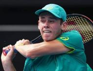 Coaching tips help de Minaur, towels distract Tsitsipas at Next G ..