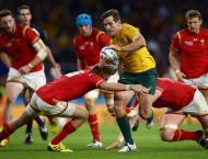 RugbyU: Wales v Australia teams