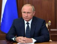 Putin expects dialogue to continue on situation around NATO milit ..