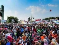 Bangladesh election pushed back after opposition plea