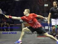 Foreign players to start arriving from Nov 18 for Squash events