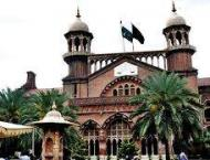 Lahore High Court (LHC)  adjourns plea against Nawaz,Khaqan till  ..
