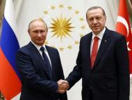 Russian president to visit Turkey on Nov 19