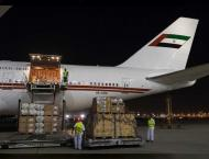 Mohammed bin Rashid orders emergency airlift to help victims of f ..