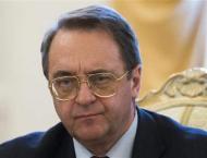 Russian Diplomat Meets UN Envoy for Libya Ahead of Disputed Elect ..