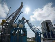 Construction of Launch Pad for Angara Carrier Rocket at Vostochny ..