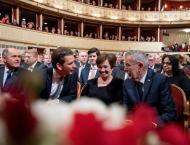 Austria celebrates 100 years as a republic