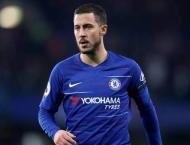 Chelsea's Hazard happy but tired