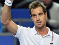 France lose Gasquet for Croatia Davis Cup final
