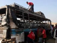 Bus crash leaves 3 dead, 10 injured near Chakwal