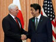 Abe, Pence Hold Talks in Tokyo, Discuss Denuclearization of Korea ..