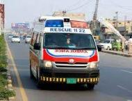 Two killed in road mishap in Bhakhar