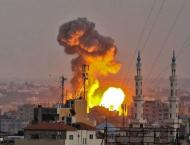 Six Palestinians killed, 20 injured in ongoing Israeli airstrikes ..