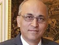 Ambassador Moin-ul-Haq briefs visiting Pakistan delegation about  ..