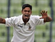 Taijul puts Bangladesh on top despite Taylor ton