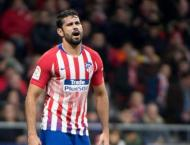 New injury woe for Atletico front man Costa: club