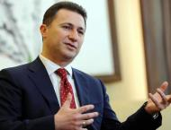 Wanted Macedonian leader says seeking asylum in Hungary