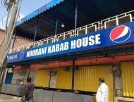 Sindh Building Control Authority seals premises of Noorani Kabab  ..