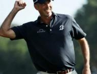 Resurgent Kuchar still on 'a big high' after mad dash Down Under