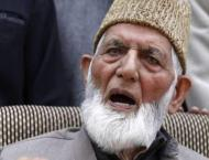 Syed Ali Gilani's eldest son-in law passes away in Srinagar