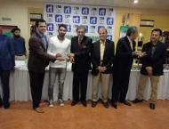 Reception in honour of Pakistan hockey team
