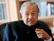 Malaysian Prime Minister Says Discussed Possible Import of Russia ..
