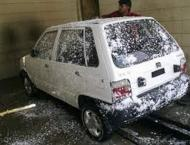 Call for mechanism to control wastage of water at car washing sta ..