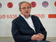 Over 50% of Georgians to Back Opposition Candidate Vashadze in Pr ..