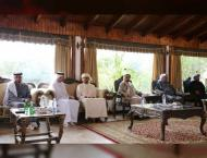 <span>Ajman Ruler presents urgent aid to people affected by flood ..