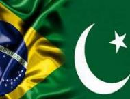Pakistan-Brazil trade picks up: Brazilian CG