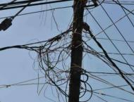 Eight power pilferers nabbed, fine imposed in Multan