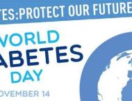 Diabetes Day observed in Faisalabad