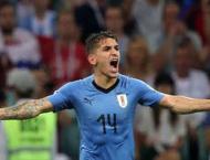 Uruguay's Torreira ready for Brazil showdown