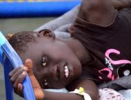 Nigeria records 1,110 cholera deaths this year