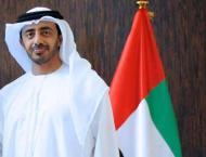 Abdullah bin Zayed honours winners of 15th Al Burda Award
