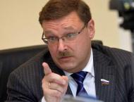 Russian Lawmaker Kosachev to Suggest Building Intercommittee Coop ..