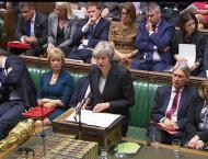 Theresa May Defends Brexit Deal in House of Commons Amid Pressure ..
