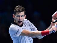 Thiem keeps ATP Finals hopes alive with Nishikori win