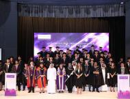 University of Manchester confers degrees at the 2018 MBA graduati ..