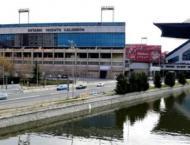 Atletico's old Vicente Calderon stadium facing demolition