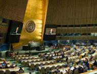 UN General Assembly Adopts Third Resolution on Alleged Human Righ ..