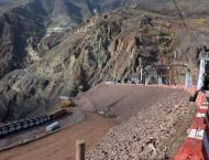 Tajikistan launches giant dam to end power shortage
