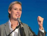 AfD Co-Leader Weidel Denies Claims of Receiving Illegal Donations ..