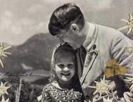 Photograph of Adolf Hitler sold for $11,520 this week