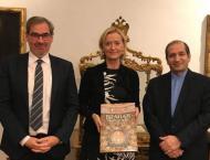 Iran, Austria to hold cultural exhibition