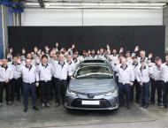 Toyota's new hybrid car to be produced in Turkey
