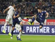 Japan remain undefeated under new boss with Venezuela draw